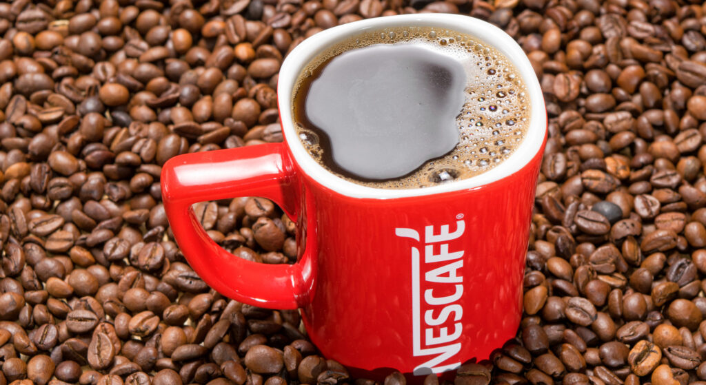 Kopi Robusta Pilihan Dalam Kopi Instan Nescafe