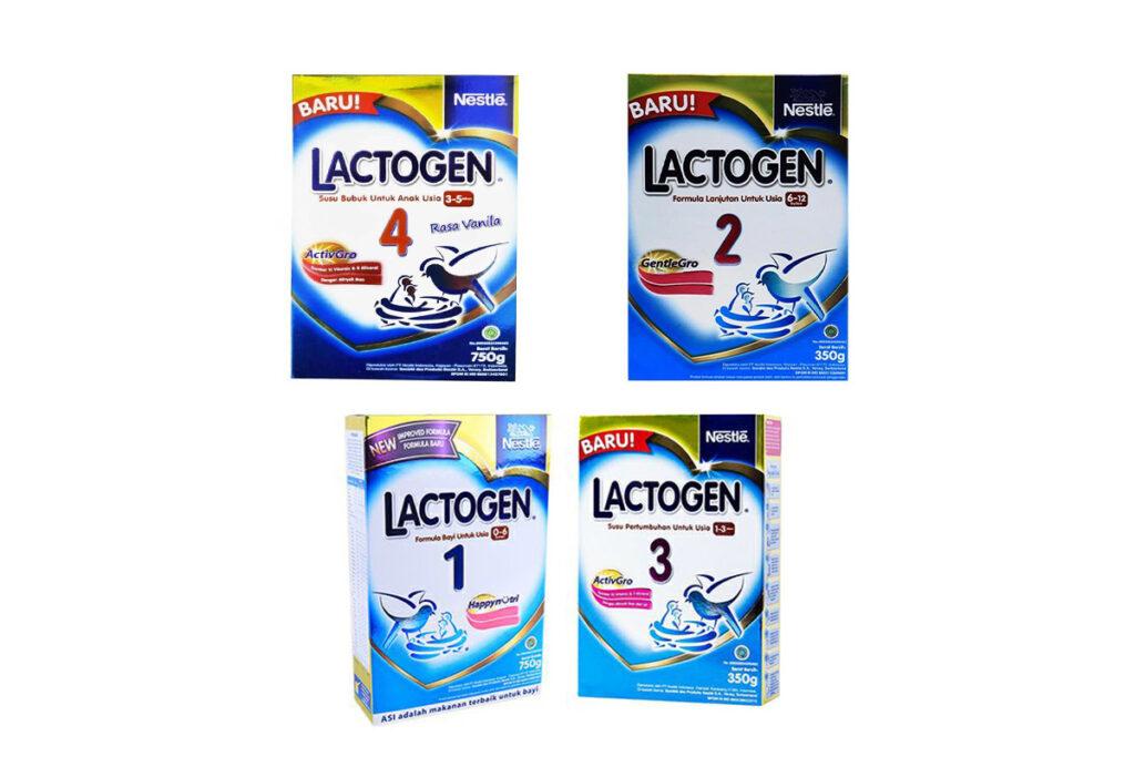 Produk – Produk Lactogen Untuk Penunjang Perkembangan Bayi Anda