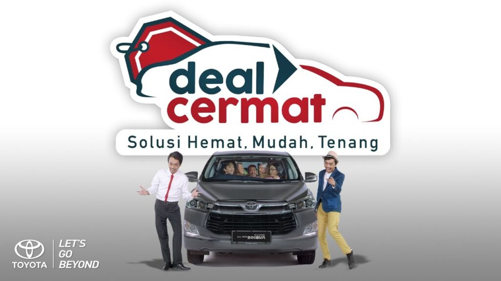Promo Toyota Jakarta Pusat Deal Cermat, Solusi Berkendara Anda