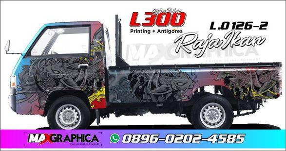 cutting sticker L300 sidoarjo