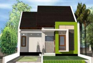 Daftar Rumah Minimalis Tampak Depan