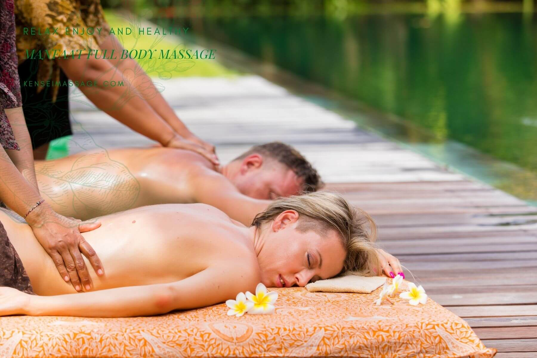 Manfaat Full Body Massage