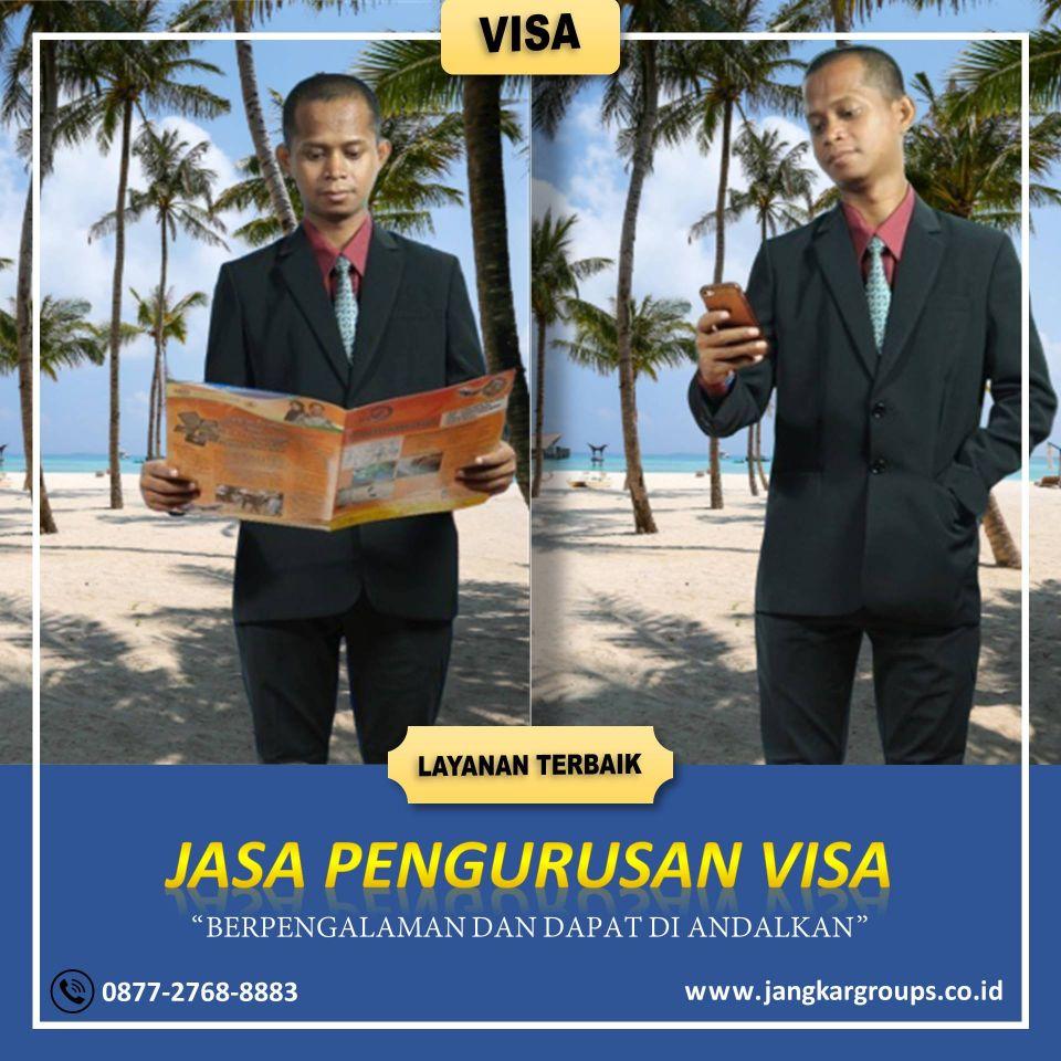Jasa Pengurusan Visa Terbaik dan Terpercaya di Permata Hijau Jakarta Selatan