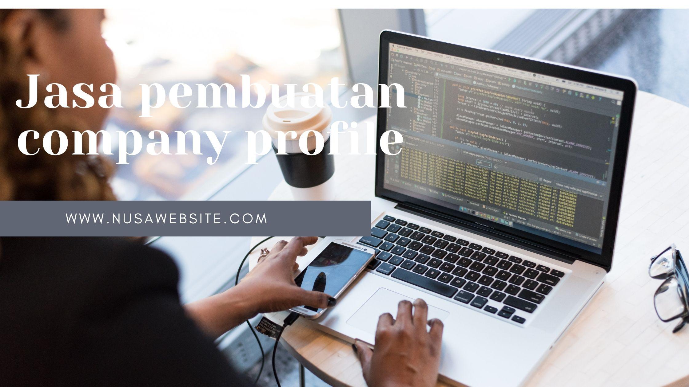 company profile perusahaan