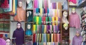 6 Pusat Kulakan Hijab dengan Harga Murah Semarak serta berkualitas